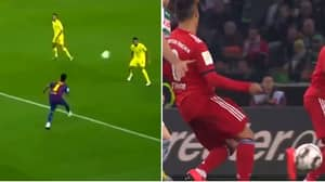 Stunning Compilation Shows Thiago Alcântara Has Mastered 'The Art Of Passing'