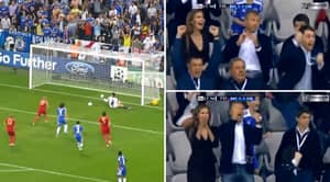 Unseen Footage Emerges Of Roman Abramovic's Reaction To Petr Cech Penalty Save