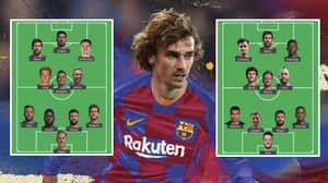 Barcelona's Strength In Depth For The 2019/20 Season Is Ridiculously Good