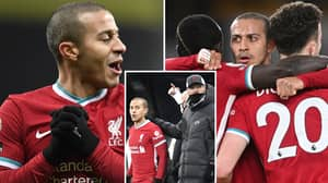 Struggling Liverpool Midfielder Thiago Alcantara Is 'One Of The Best Players In The World'