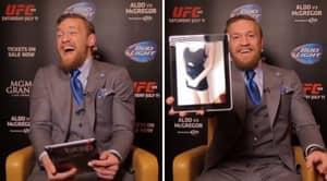 Conor McGregor Reading His Mean Tweets Is Still Pure Comedy Gold