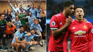 How Man Utd Players Gained Revenge Over Man City In The Etihad Dressing Room