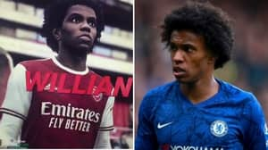 Willian's Sensational Move To Arsenal Appears To Be Confirmed In Leaked PES 2021 Clip
