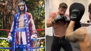 Logan Paul Wants To Fight Film Star Chris Hemsworth After Floyd Mayweather Exhibition Bout