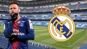Real Madrid 'Preparing £350 Million Offer' For Neymar