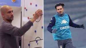 Pep Guardiola Is Planning A Position Change For Jack Grealish