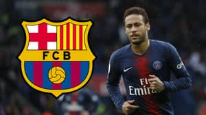 Neymar Wants Barcelona Return, Says Club's Vice-President
