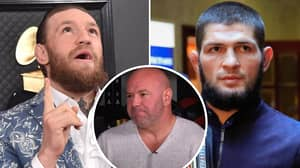 Dana White Teases Conor McGregor Vs Khabib Nurmagomedov Rematch Could Happen Within 'The Next Year'