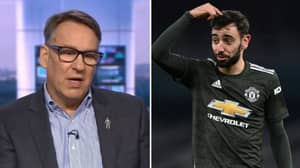 Paul Merson Believes Bruno Fernandes Shouldn't Be Named PFA Player Of The Year