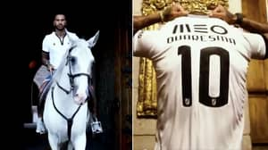 Ricardo Quaresma's New Signing Announcement Is Outstanding