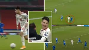 20-Year-Old Dominik Szoboszlai Produces Incredible Last Minute Solo Goal To Send Hungary To Euro 2020