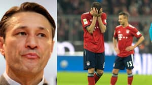 Bayern Munich Manager Under Immense Pressure Following Another Bad Result