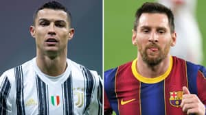 Cristiano Ronaldo And Lionel Messi Could FINALLY Play On Same Team If 'Audacious Plan' Is Pulled Off