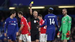 People Think Anthony Taylor Shouldn't Have Been Refereeing Manchester United Vs Chelsea