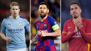 The Best-Performing XI In Europe's Top Five Leagues Has Been Revealed