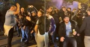 Manchester City Fans Mocked For 'Tragic' Champions League Final Celebrations
