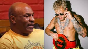 Mike Tyson Names The '$100,000,000 Fight' He Wants To See Jake Paul In And It's HUGE