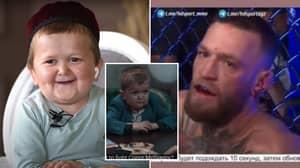 Even Hasbulla Magomedov Has Brutally Trolled Conor McGregor's For His Sickening Leg Break vs Dustin Poirier