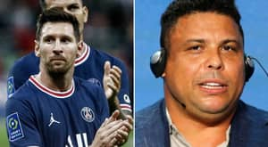Ronaldo Nazário Fires A Warning At PSG That Signing Lionel Messi Does Not Guarantee Champions League Success