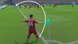 It's Really Easy To Score Directly From A Corner Kick On FIFA 20
