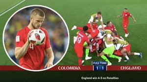 Three Years Ago Today, England Beat Colombia On Penalties And The Scenes Were Superb
