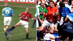 """Roy Keane """"Should Not Be Involved In Football"""" For Sickening Alf-Inge Haaland Tackle"""