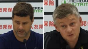 Tottenham Manager Mauricio Pochettino Apologises To Manchester United