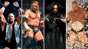 WWE Fans Have Voted For The 50 Greatest Wrestlers Of The 1990s