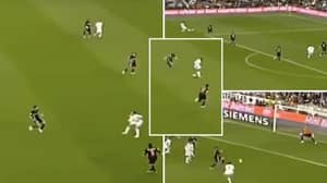 Real Madrid's Stunning One-Touch Counter Attack Is Footballing Perfection