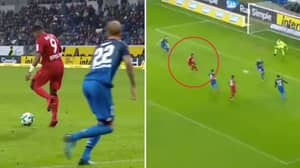 Leon Bailey Scores An Amazing 12-Yard Backheel Goal And We Can't Stop Watching It
