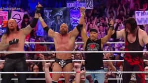 The Undertaker And Triple H Roll Back The Years With Epic Matchup At WWE SSD