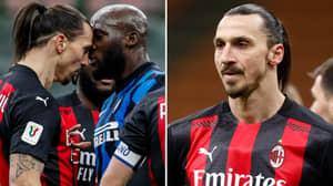 AC Milan Star Zlatan Ibrahimovic 'Faces Potential 10-Game Ban' After Heated Incident With Romelu Lukaku