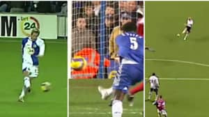 The Premier League Goal Of Month Competition For December 2006 Will Never Be Topped