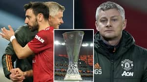 'Manchester United Will Sack Ole Gunnar Solskjaer If They Don't Win The Europa League'