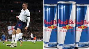 Jamie Vardy Will Drink Three Cans Of Red Bull A Day During World Cup