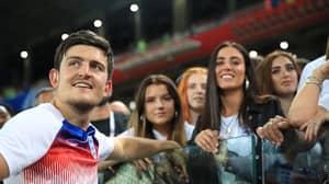 Kyle Walker Gets In On Brilliant Harry Maguire Meme After Sweden Victory