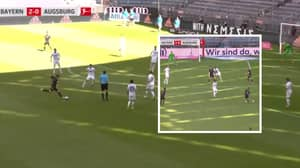 Joshua Kimmich Only Scores Long-Range Worldies - His Latest Is An Absolute Beauty
