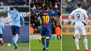 The Five Players Still Playing Who Have Over 400 Career Goals