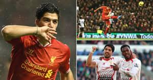 Luis Suarez's 2013/14 Is The Best Individual Premier League Season Ever