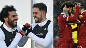 Mohamed Salah And Danny Ings Have A Pretty Crazy Bet For This Season