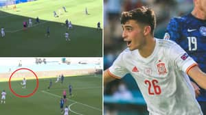 Compilation Of Pedri's 'Generational' Performance vs. Slovakia Shows He's Already A Superstar