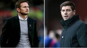 What Frank Lampard And Steven Gerrard Text One Another About