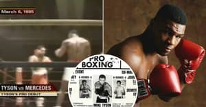 Mike Tyson Brutally Destroyed Opponent With Chilling Pro Debut KO: On This Day