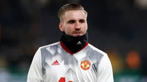 Jose Mourinho Eyes Up Move For Potential Luke Shaw Replacement