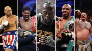 Independent Writers' Rate The Current Crop Of Heavyweight Boxers