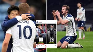 Son Heung-min Appears To Take Cheeky Social Media Dig At Harry Kane