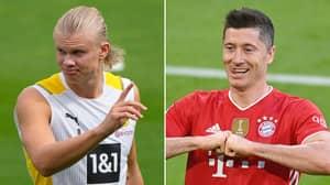 Chelsea Set To Make Bid For Robert Lewandowski After Failing To Sign Erling Haaland