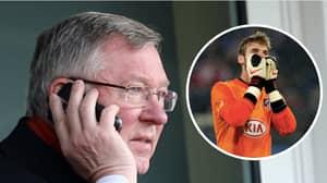 Sir Alex Ferguson Went To Great Lengths To Sign David De Gea
