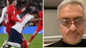 Jose Mourinho Hits Out At Controversial Penalty Decision In England's Semi-Final Win Over Denmark At Euro 2020