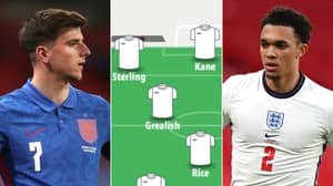Fans Vote On England's Best Starting XI, Trent Alexander-Arnold Heavily Featured